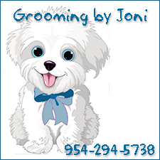 Dog Grooming by Joni